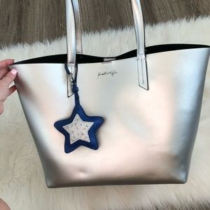 Kendall & Kylie star tote & clutch